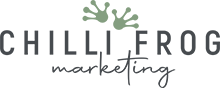 Chilli Frog Marketing Logo